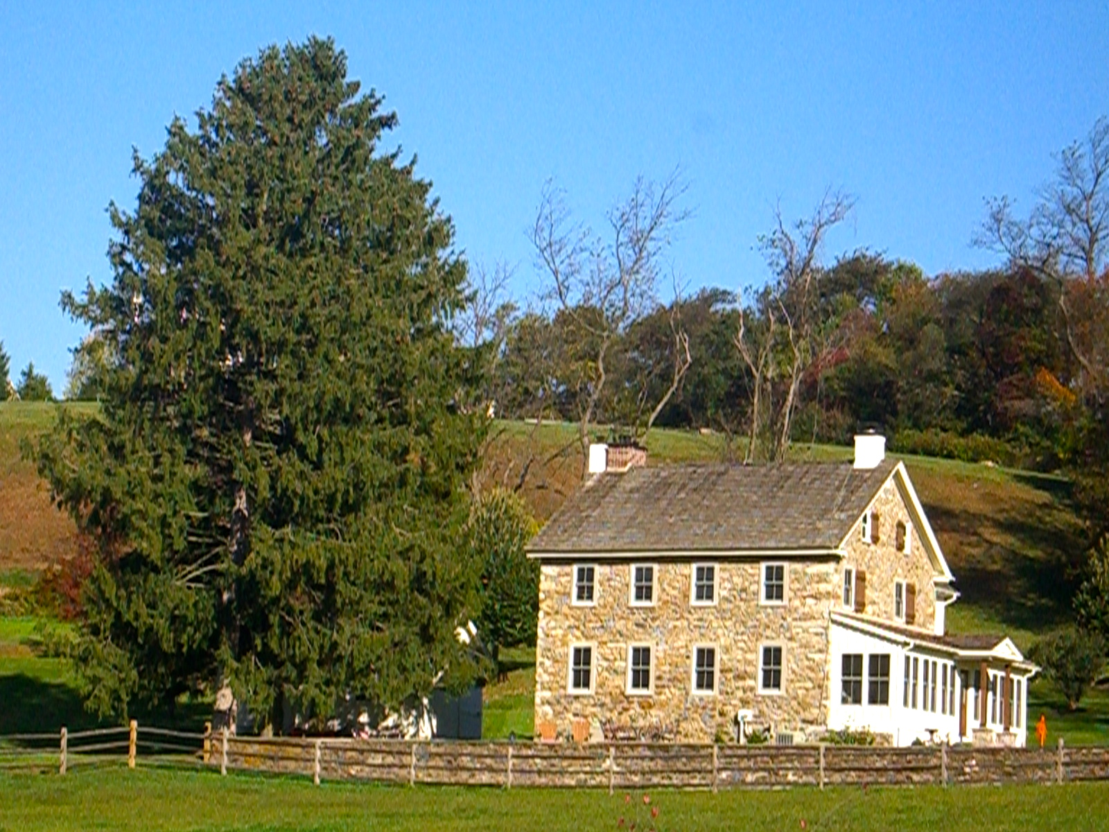 The Farm House